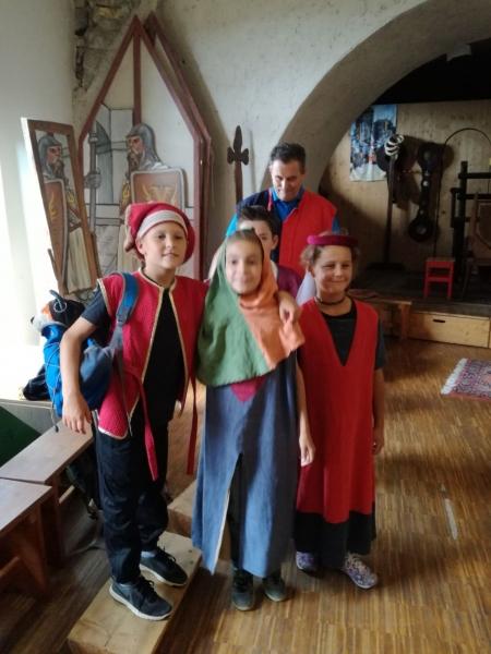 In der Burg Kapfenberg