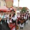 Tamburica Uzlop pri Folklornom Festivalu HKD Gradišća